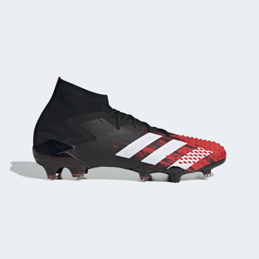 Adidas Predator Mutator 20 1 Firm Ground Cleats Black Adidas Us In 2020 Adidas Predator Girls Football Boots Predator Boots