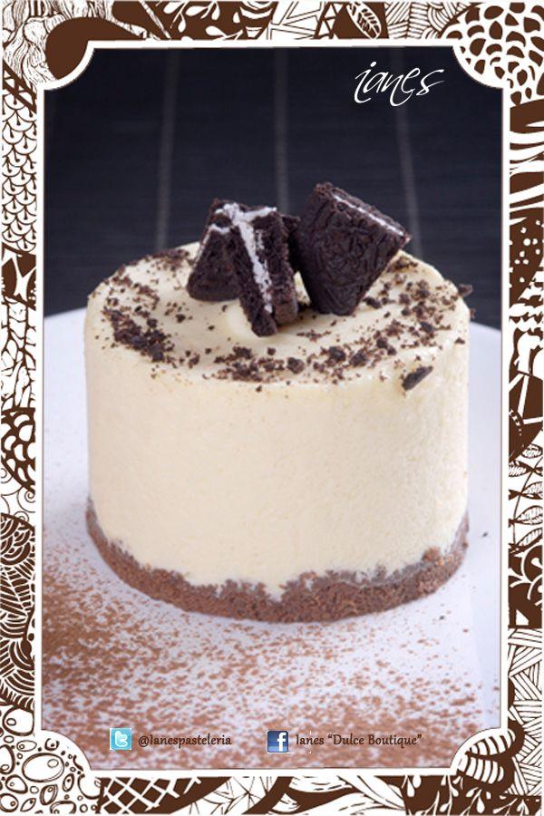 ¿Ya probaste la minicake Oreo de Ianes?