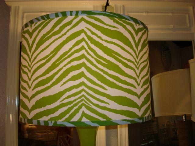 Custom lampshades