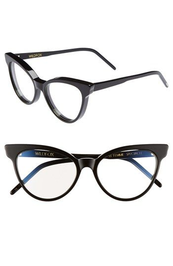 77ec9bd825 Wildfox  La Femme  54mm Optical Glasses available at  Nordstrom  Megan  Tadlock AND THESE FOR PRESCRIPTION!  )