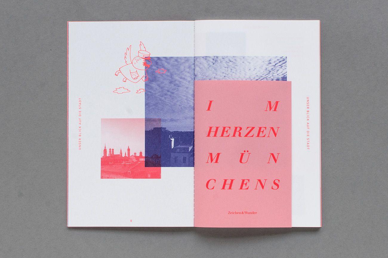 Die Designagentur Zeichen Wunder Fuhrt Ihre Kunden Durch Munchen