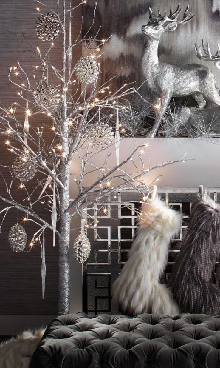 Z Gallerie Tree Z Gallerie Christmas Tree Christmas Christmas Holidays