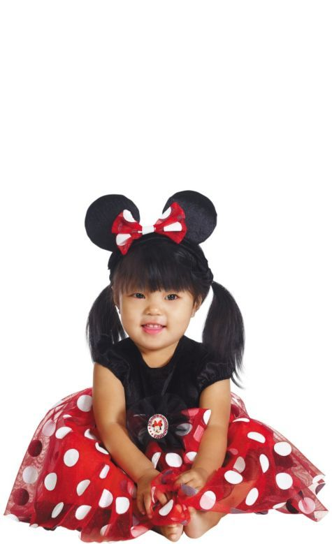 baby red minnie mouse costume party city - Where To Buy Infant Halloween Costumes
