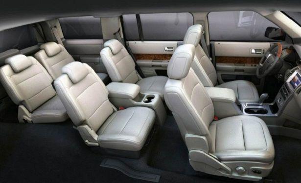 2015 Ford Flex For Sale Ford Flex Ford Flex Interior Limousine Car