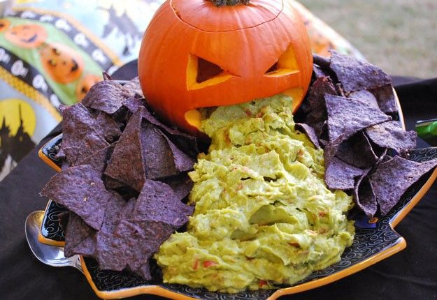 All of the Halloween appetizers you need to get your spooky party started!