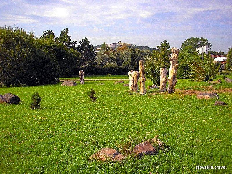 Nitra - Botanická záhrada