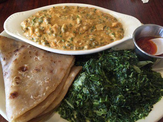 Chapati with Lentils (Chapati Na Maharagwe ama Ndengu