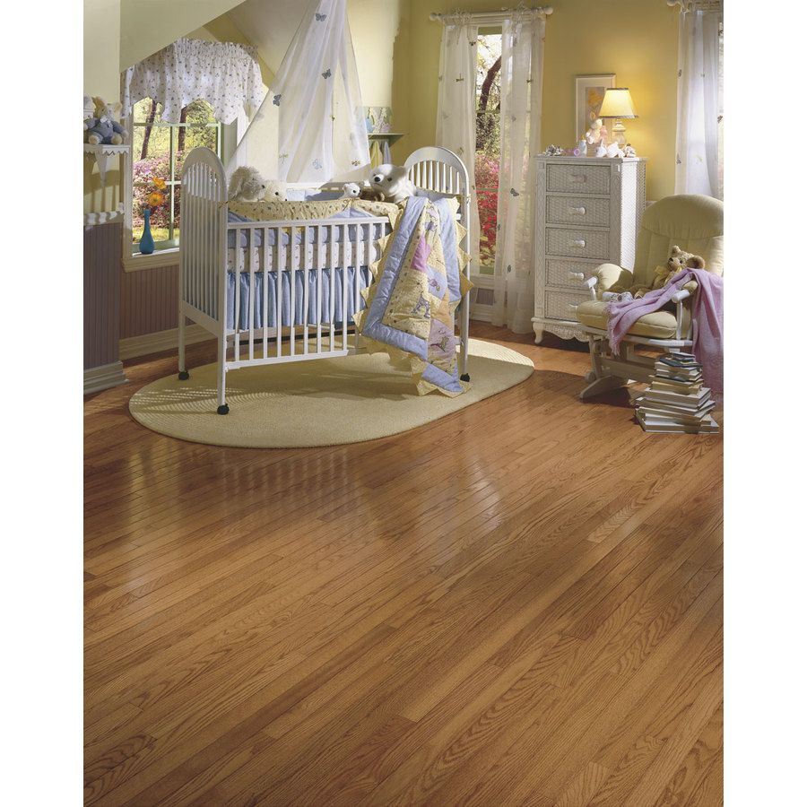 Shop Bruce AmericaS Best Choice 2.25in W Prefinished Oak