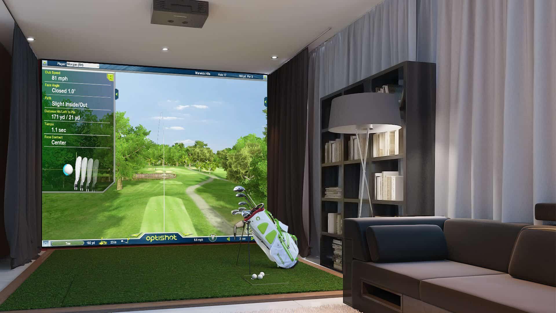 Best Golf Simulators 2020 [Home Setup For Under 1K