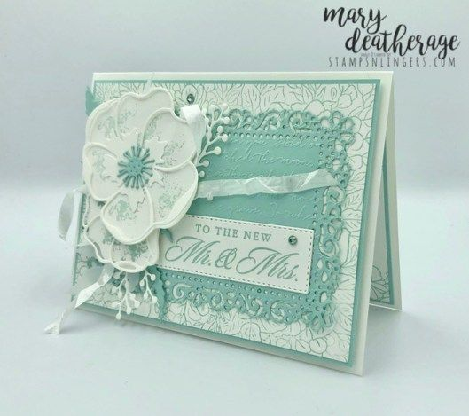 Stampin' Up! Poppy Moments to Last a Lifetime for