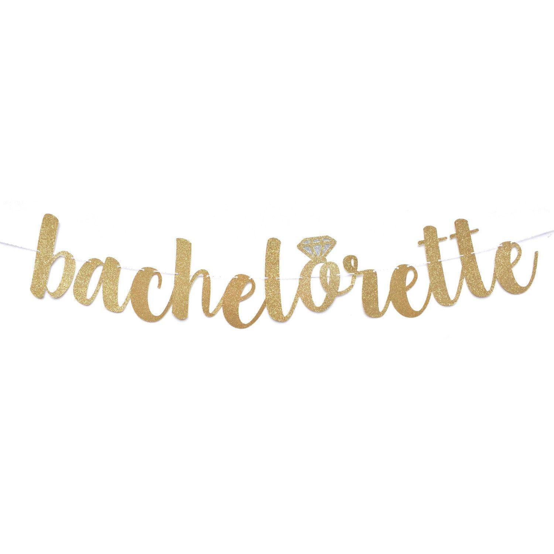 Bachelorette Banners