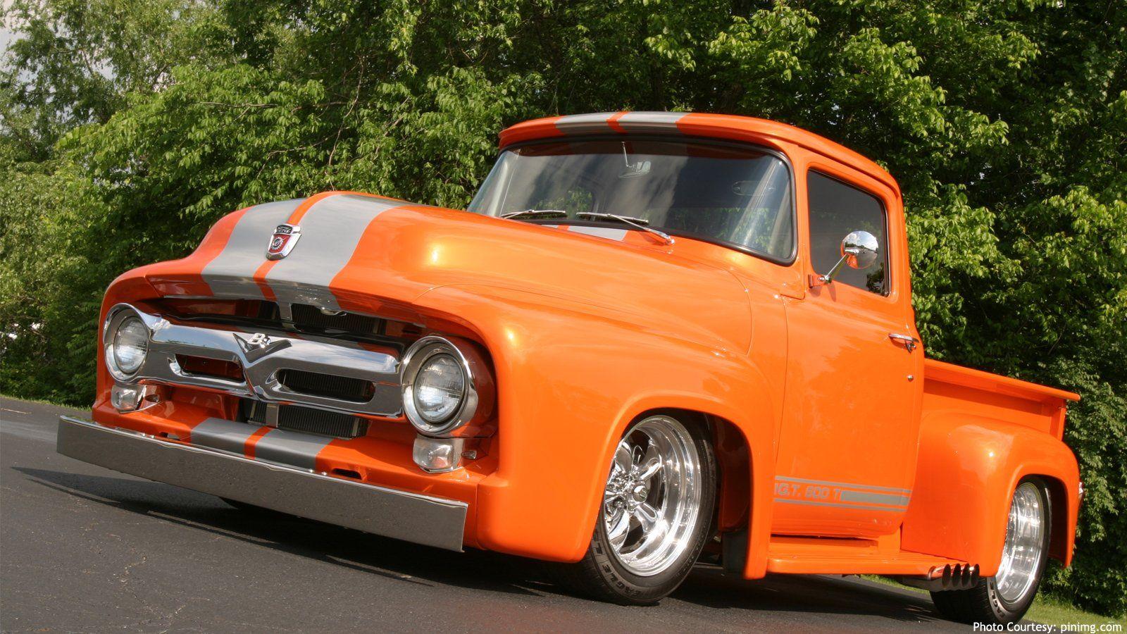 Pin By Geert Kroeze On F 100 Classic Cars Trucks Trucks Ford F100 Trucks
