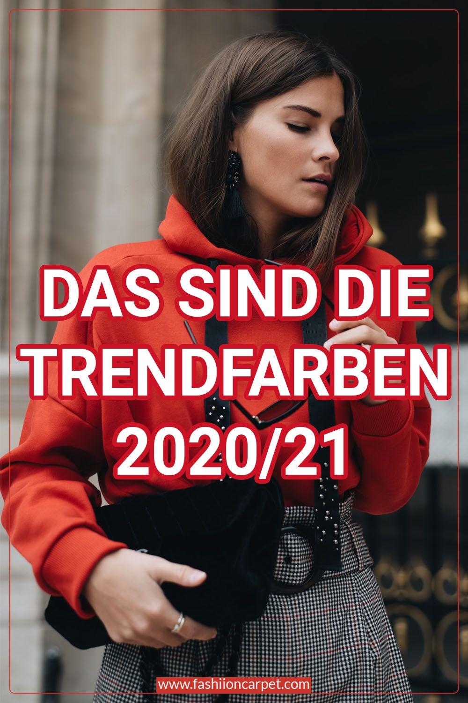 Aktuelle Modetrends 2021