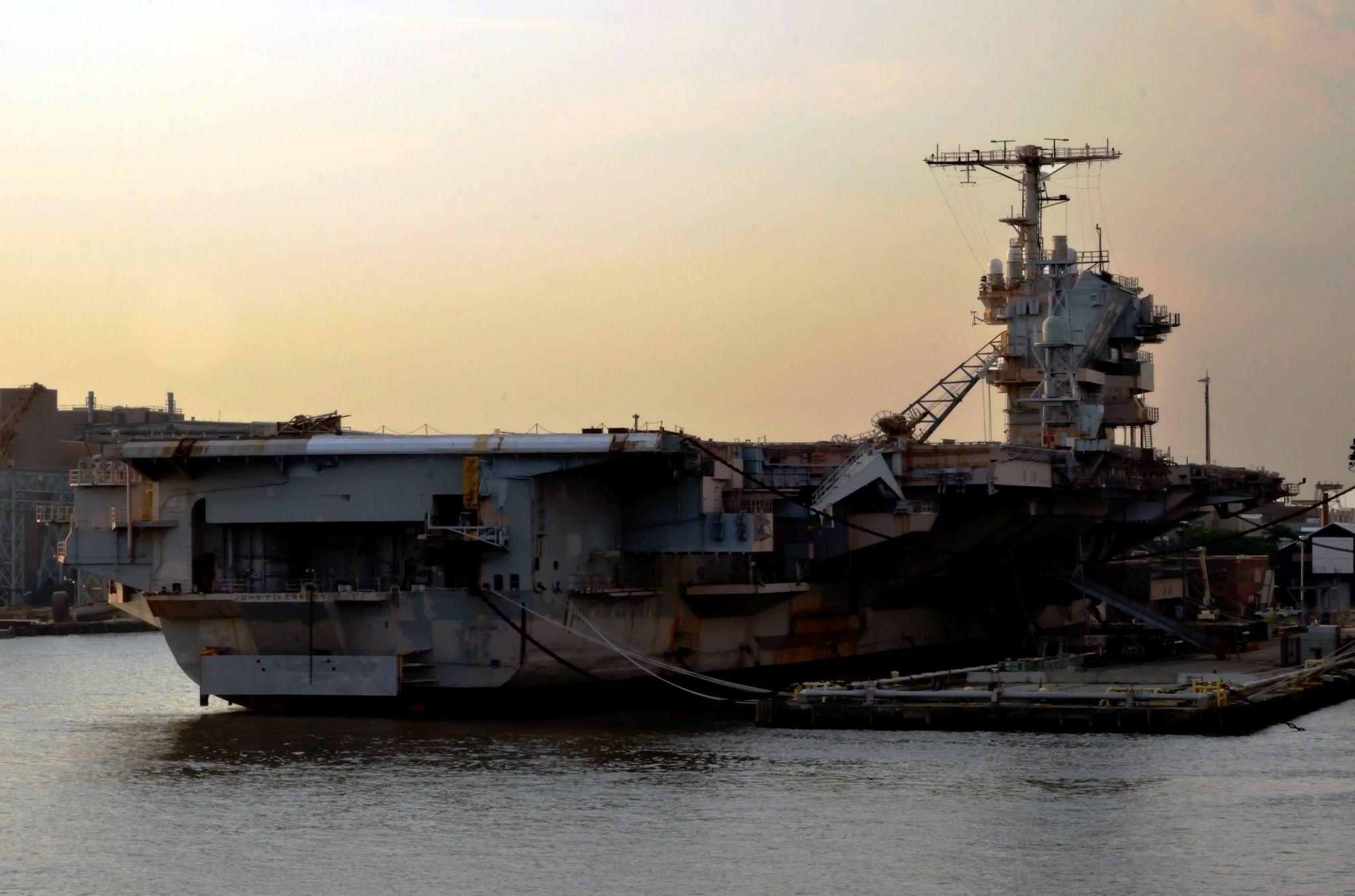 CV 67 USS John F Kennedy My Navy Pinterest