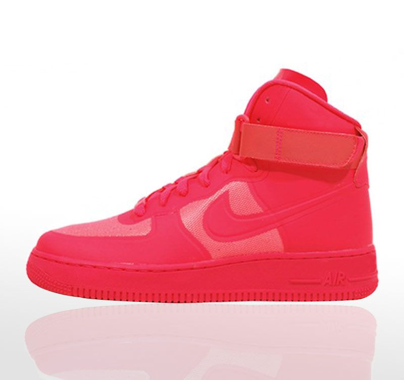 2ad9fa8bc3d Nike Air Force 1 High Hyperfuse limited edition shoes 454433-600 ...
