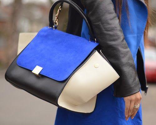 79f5772d7c Sac Céline assortiment bleu électrique @}-,-;-- | Awe Accessories ...