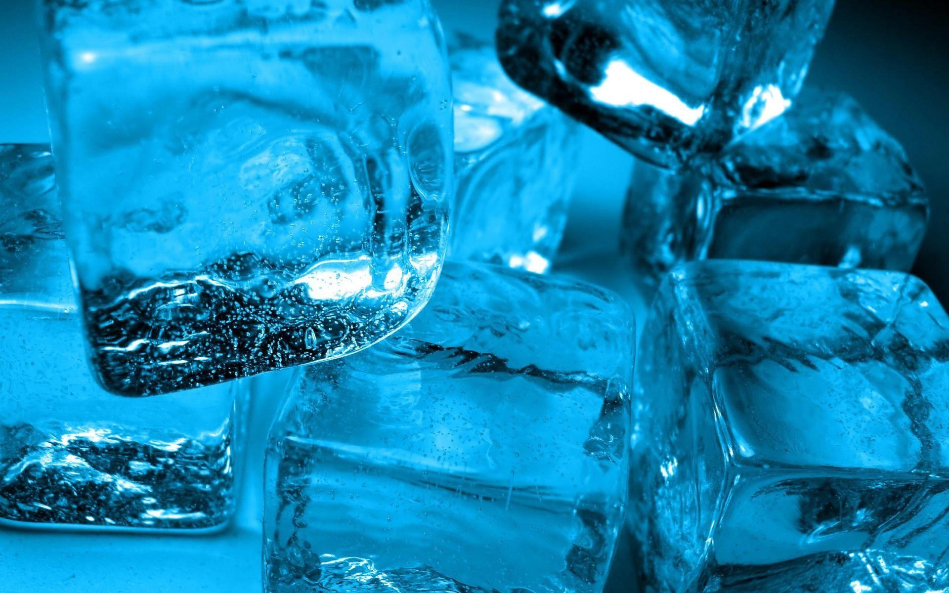 氷,青,写真,撮影