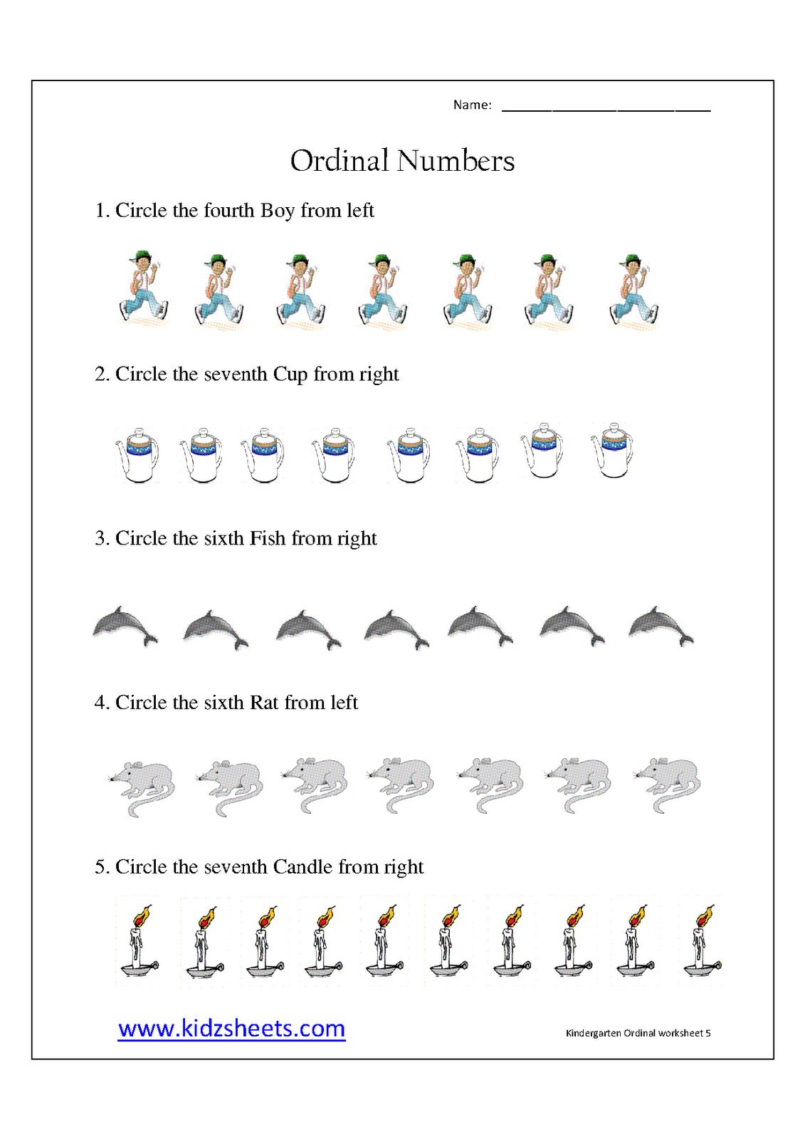 Kidz Worksheets Kindergarten Ordinal Numbers Worksheet5 Ordinal Numbers Number Worksheets Kindergarten Kindergarten Worksheets [ 1600 x 1131 Pixel ]
