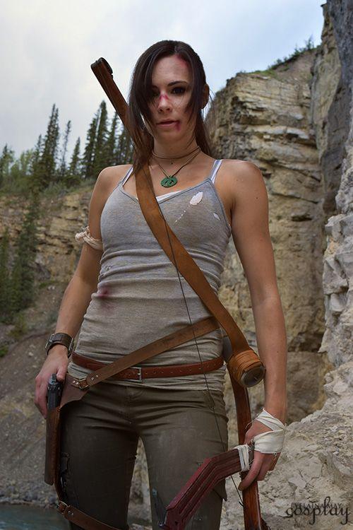 Lara Croft from Tomb Raider by Irina Meier   Lara croft