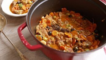 Photo of Veal stew with olives by Miele