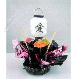 Images of oriental centerpieces oriental fun centerpiece table awesome events diy oriental fun centerpiece kits for your asian theme party or event you can also purchase candy theme supplies for your gift baskets junglespirit Images