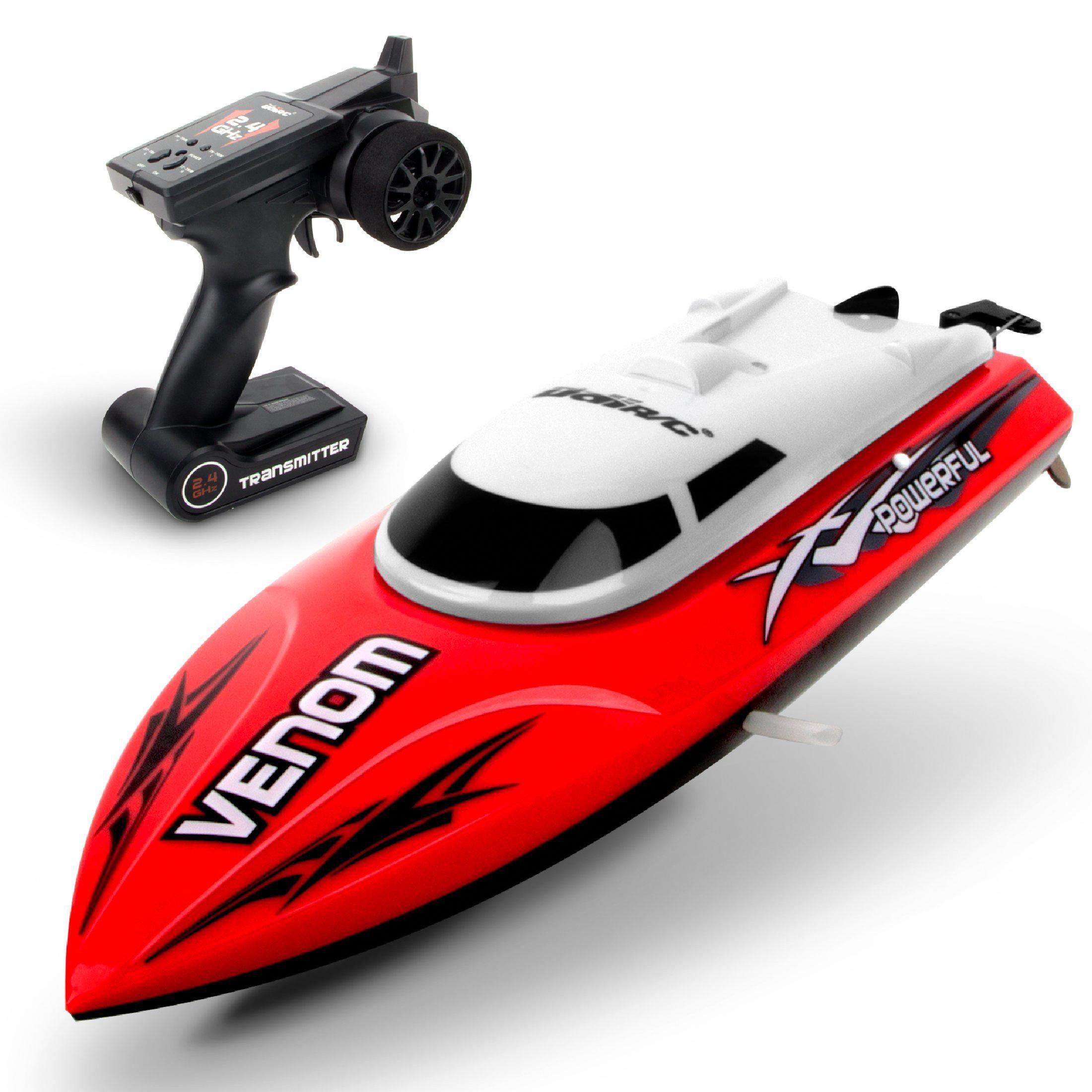 UDI001 Venom Remote Control Boat (Red) Remote control