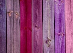 Color Challenge How To Decorate With Purple Stained Wood Planks Inspiration Staining Wood Staining Furniture Purple Wood Stain