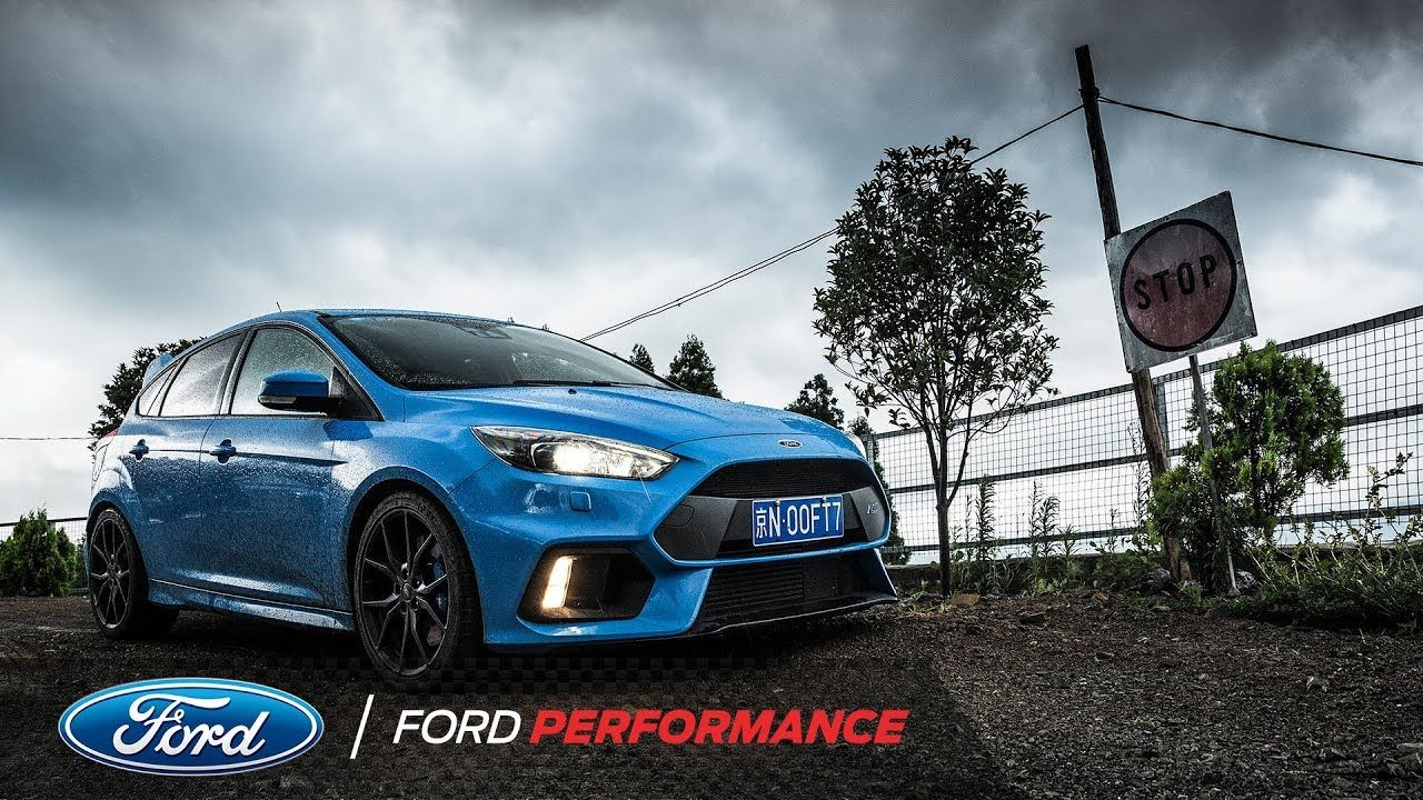Focus Rs Rediscovering A Lost Mountain Road Ford Performance