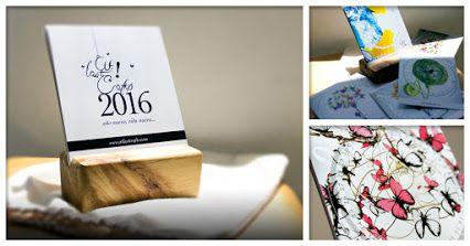 Calendario At Last! Crafts 2016