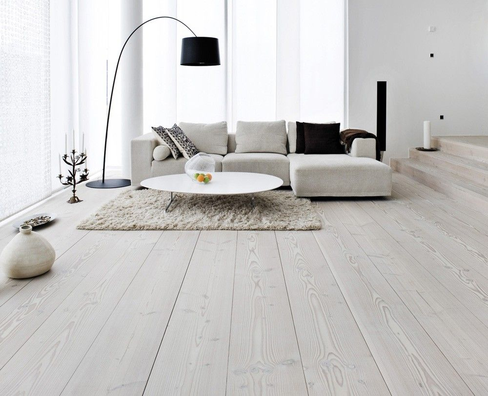 White Shade Solid Wood Flooring | Cheap wood flooring, Solid wood ...