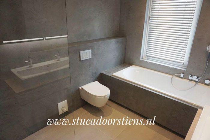 Beton Badkamer Waterdicht : Beton ciré beton ciré is een natuurlijke wand en vloerafwerking