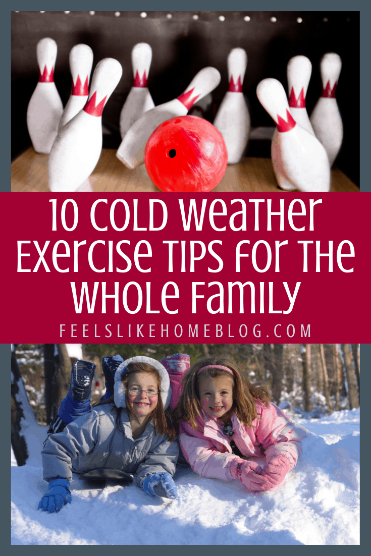 10 Cold Weather Exercise Tips for the Whole Family