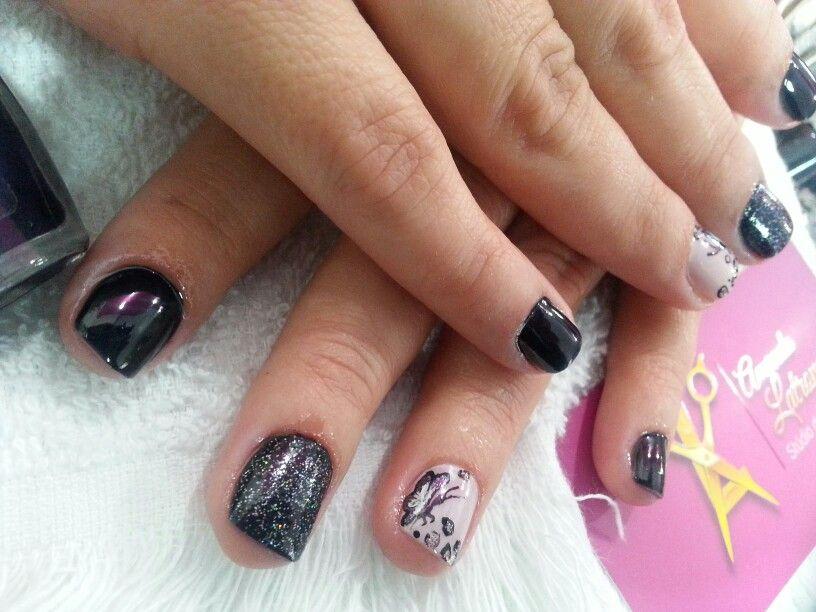 ♡ love Nails!  I did it!!!!+