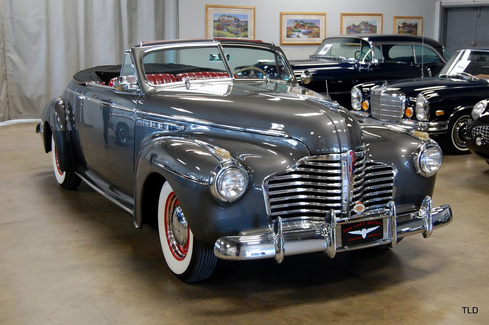 1941 Buick Super Convertible Coupe Buick Cars Classic Cars Buick