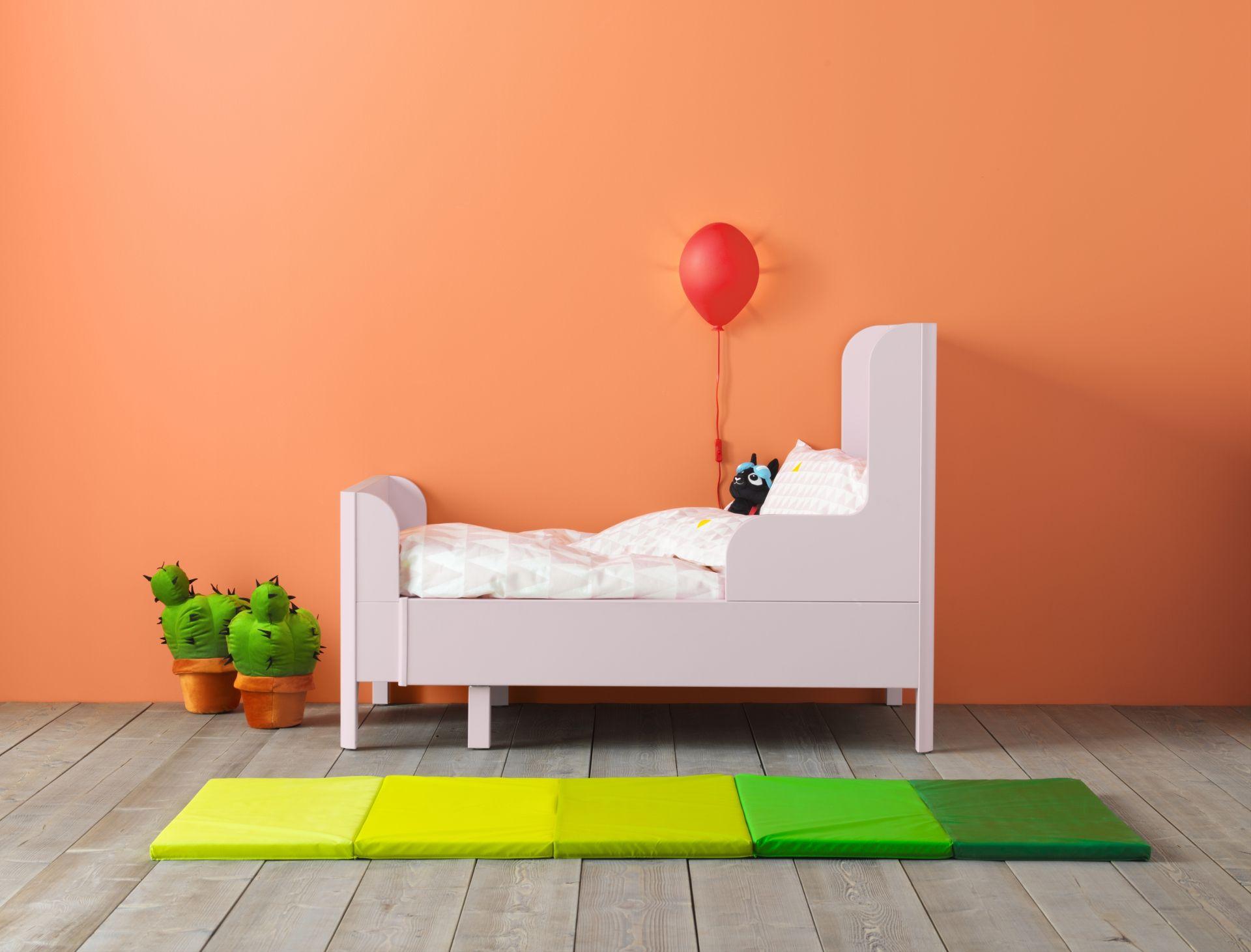 Roze Slaapkamer Lamp : Busunge meegroeibed lichtroze