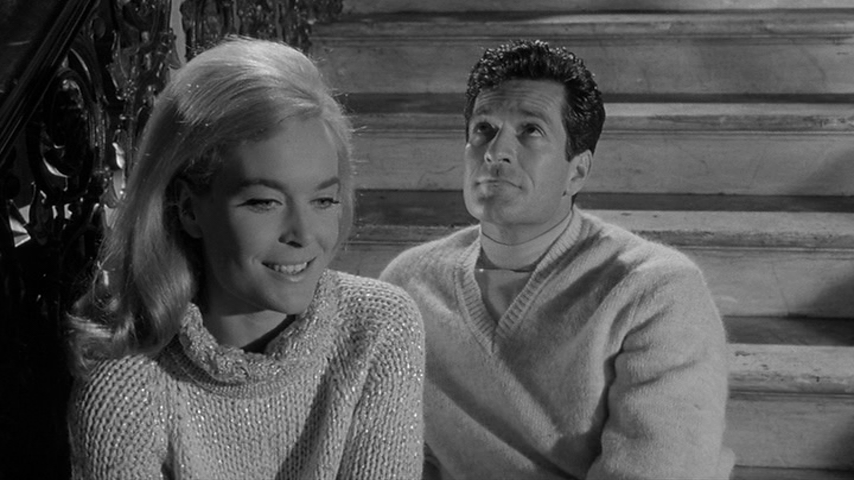 Shirley Eaton and Hugh OBrian TEN LITTLE INDIANS (1966