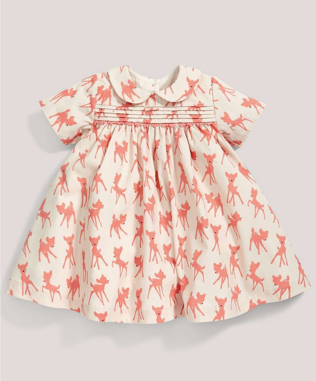 Mamas And Papas Baby Girl Top And Floral Skirt Set Size 6-9 Months