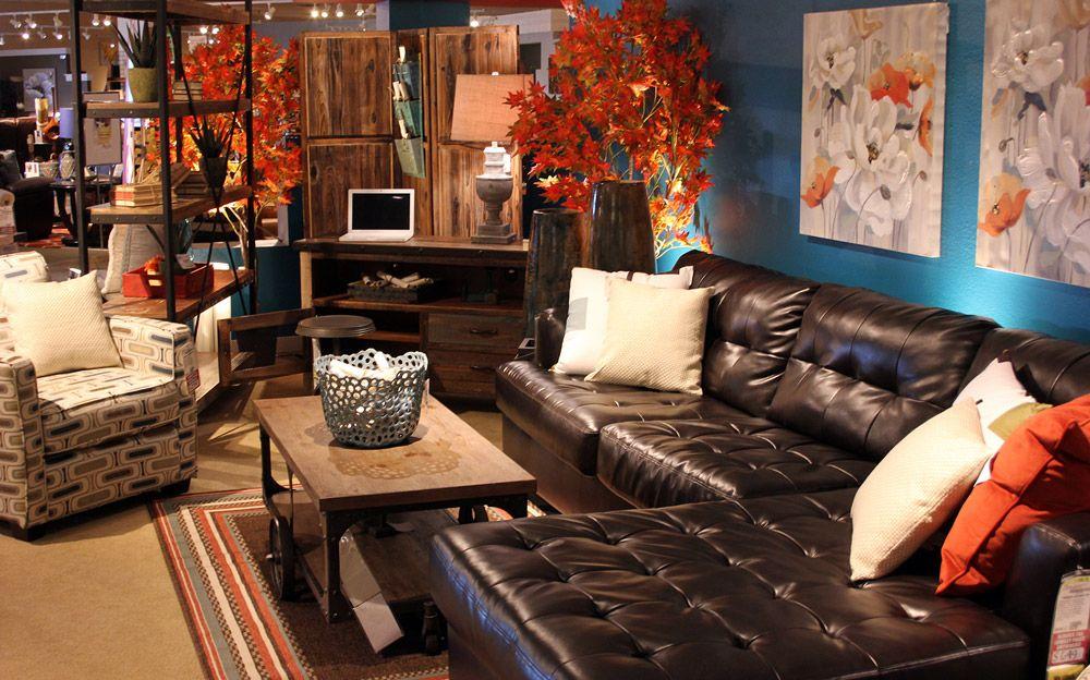 Haute Living   Interior Design   Visual Merchandising   American Furniture  Warehouse   Thornton Store