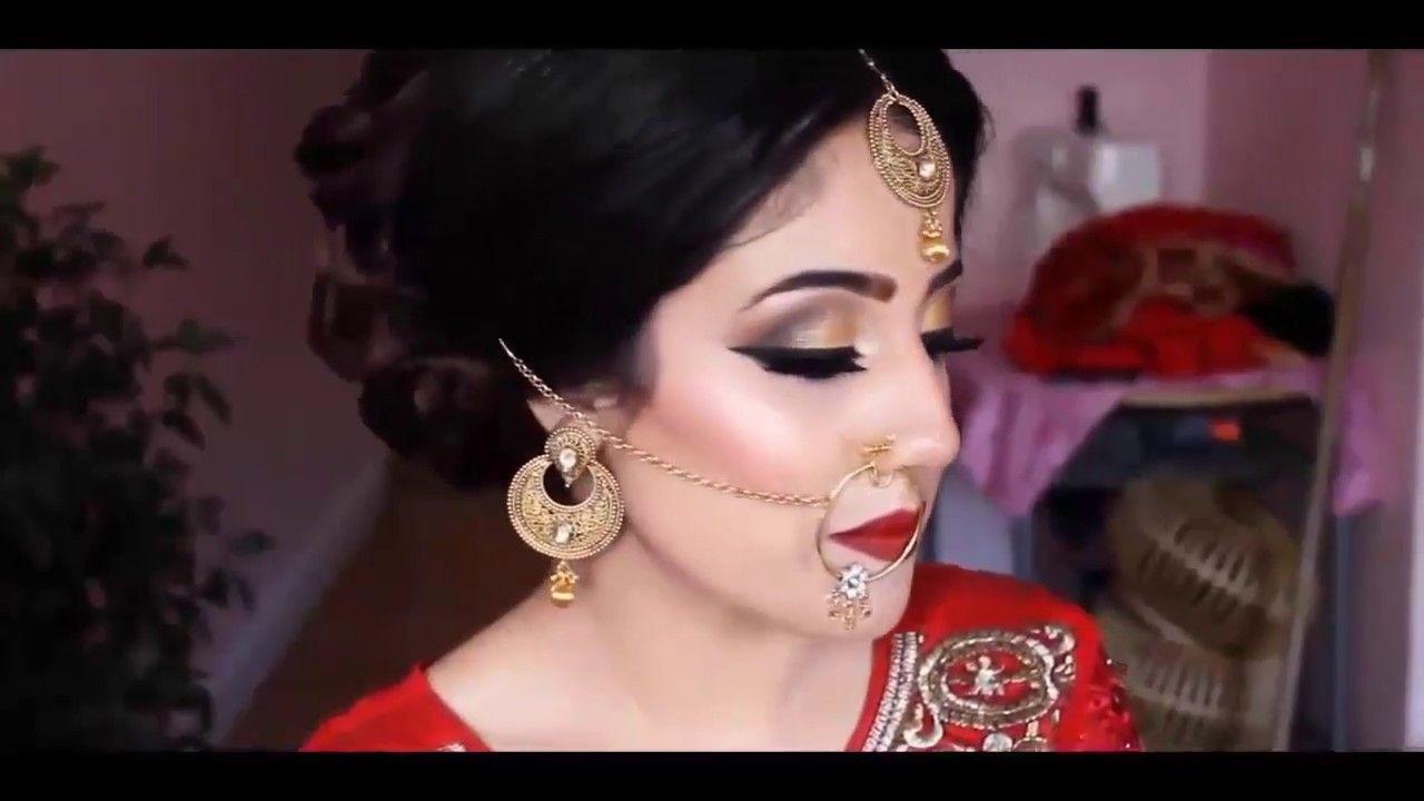 Bridal makeup tutorial video youtube my videos pinterest bridal makeup tutorial video youtube baditri Choice Image