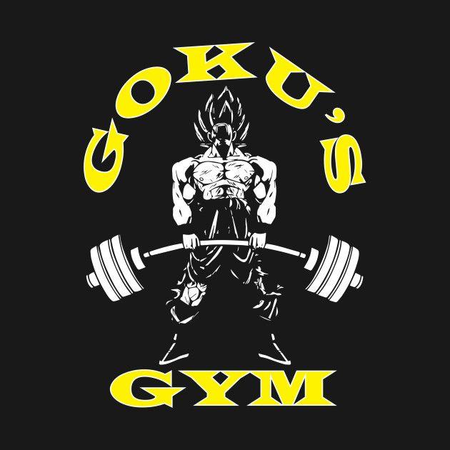 Goku S Gym By Oolongtee Dragon Ball Super Wallpapers Dragon Ball Wallpapers Gym Logo