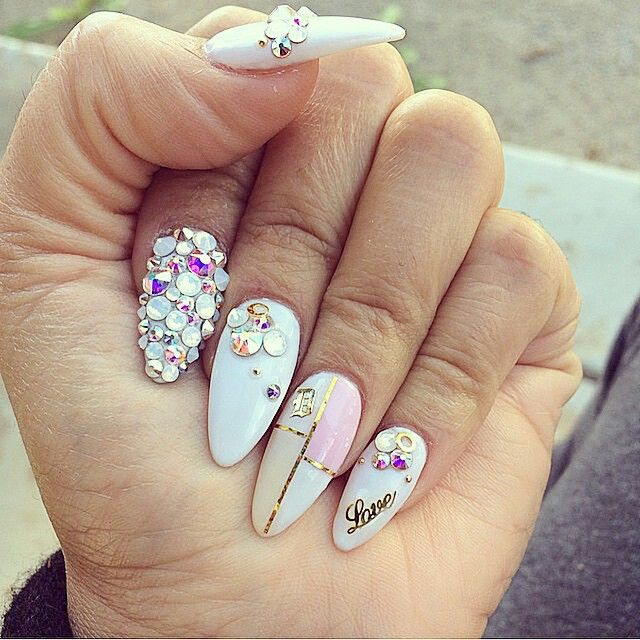 Nails By: Laque\' Nail Bar | uñas | Pinterest | La vida es, Instagram ...