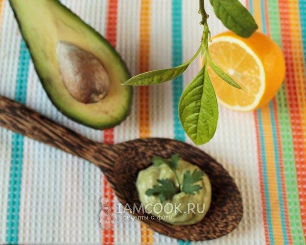 Соус из авокадо для «Оливье» | Рецепт | Авокадо, Здоровое ...