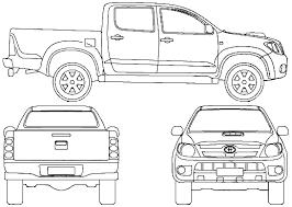 Image Result For Toyota Hilux 3d Sketch Toyota Hilux Camioneta Dibujo Dibujos De Autos