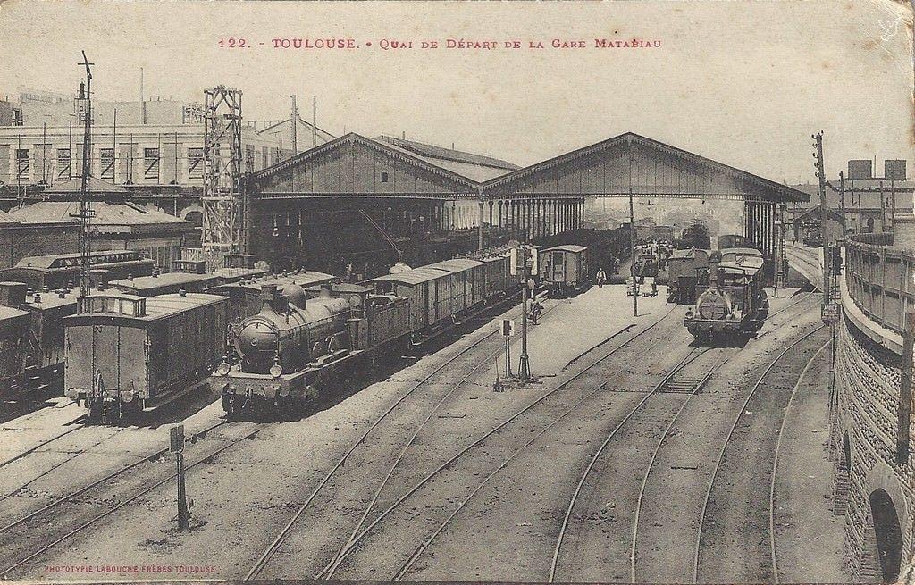 Toulouse Gare Matabiau (31) Photo toulouse, Toulouse