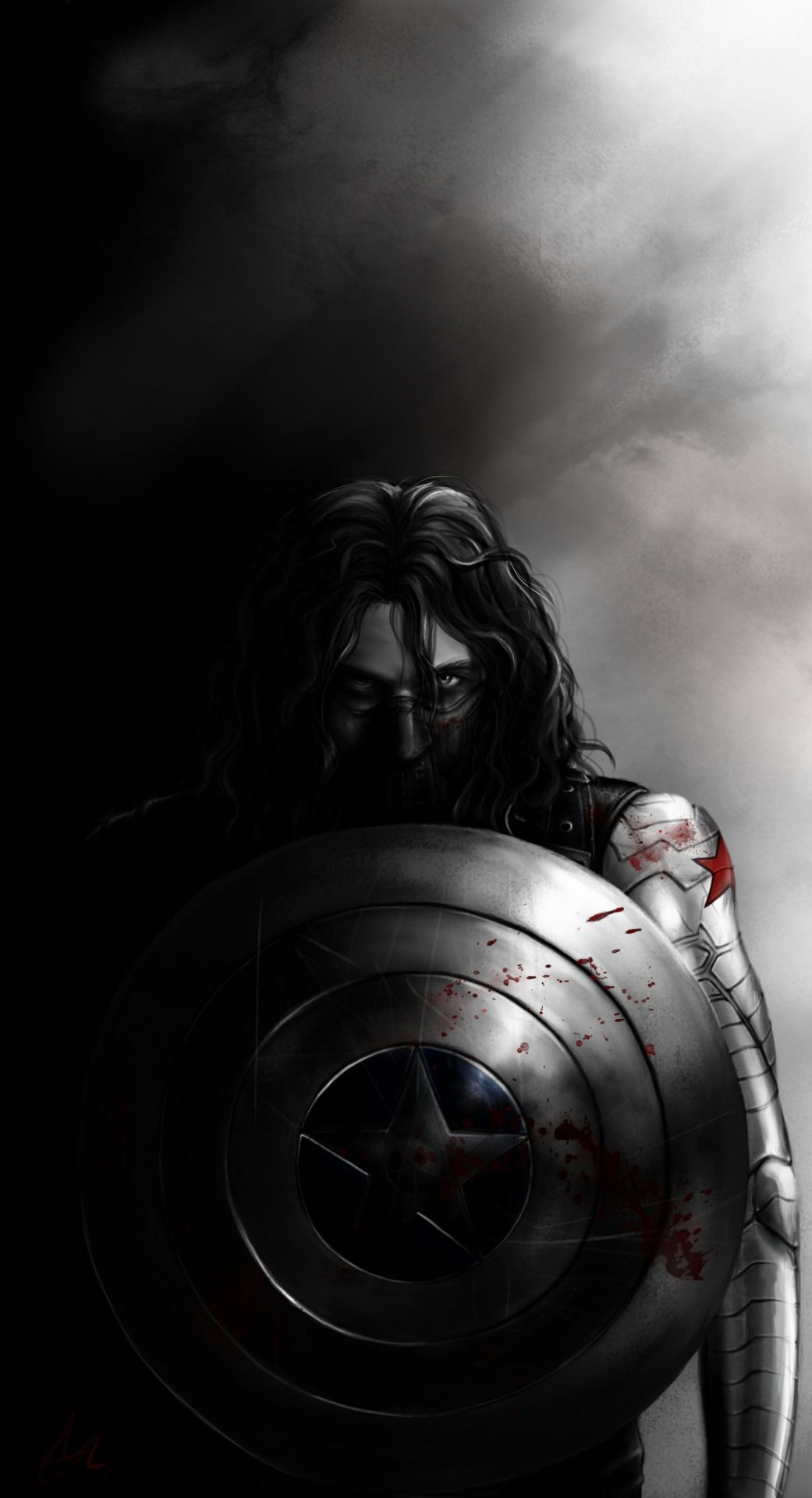 Simple Wallpaper Marvel Winter Soldier - 3ceaeee5e35d3afcf0ca111173ae426e  Collection_1002953.jpg