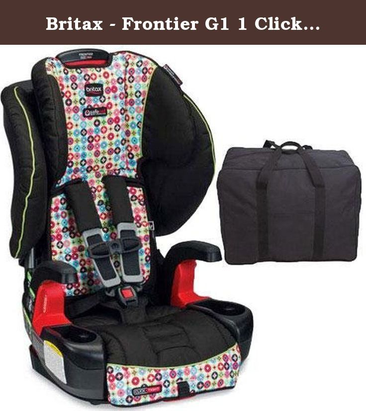 Britax - Frontier G1 1 ClickTight Harness-2-Booster Car Seat with ...