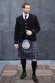 Scottish Wedding Dress for Men