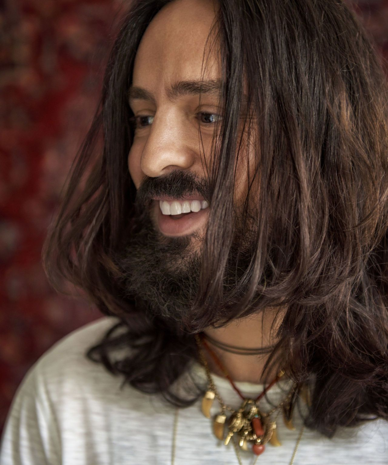 d11c8810fc8 Gucci s New Creative Director Alessandro Michele - Gucci Fashion Designer Alessandro  Michele Interview
