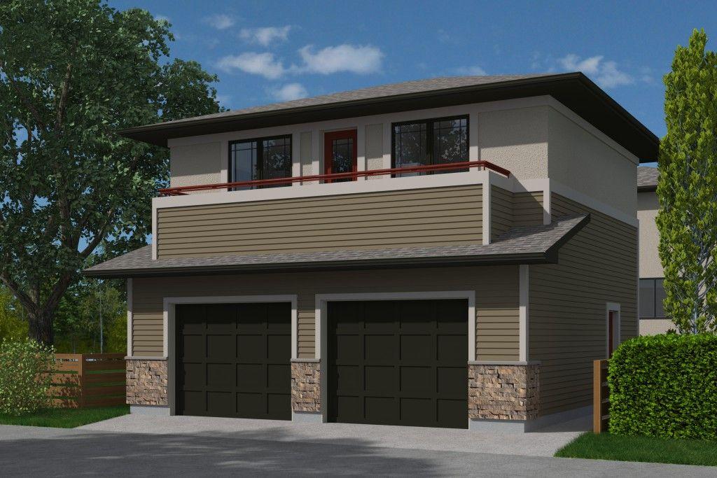 Prairie Bradford 572 House Plans Garage House Plans Garage Apartment Plans