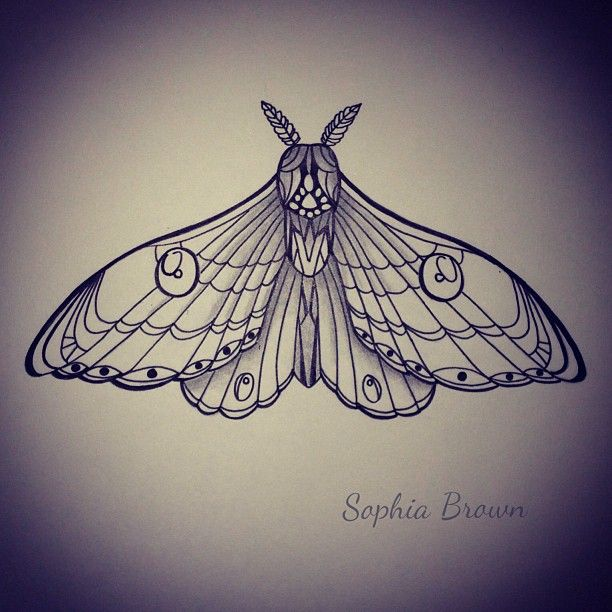 moth tattoo designs grey ink moth tattoo art design tattoos pinterest tattoo ideen. Black Bedroom Furniture Sets. Home Design Ideas